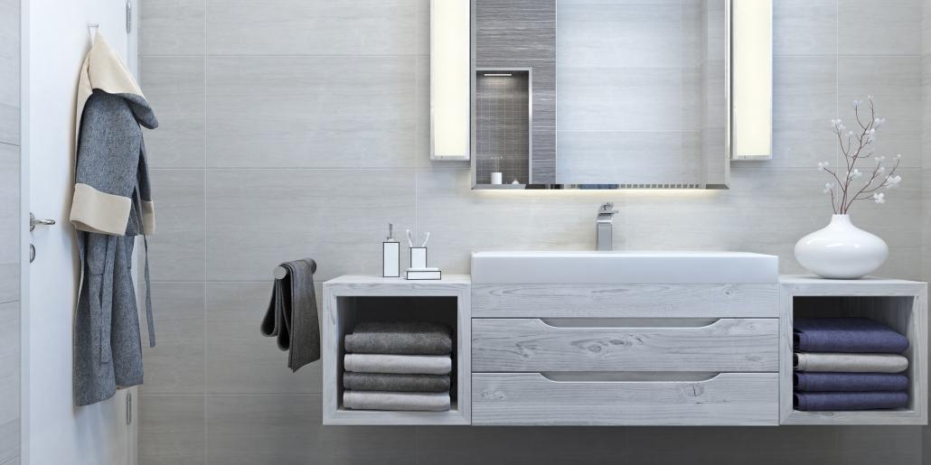 Prix du mobilier pour salle de bain