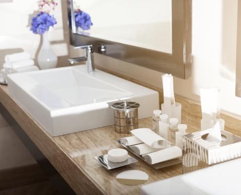 Salle de bain en kit