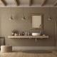 Sol en bois pour salle de bain