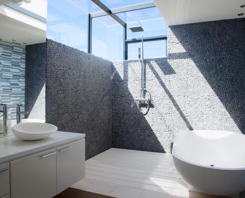 Choix d'une plaquette de parement de salle de bain