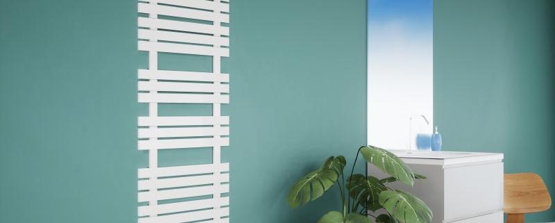 Choisir un radiateur sèche-serviette pour sa salle de bain