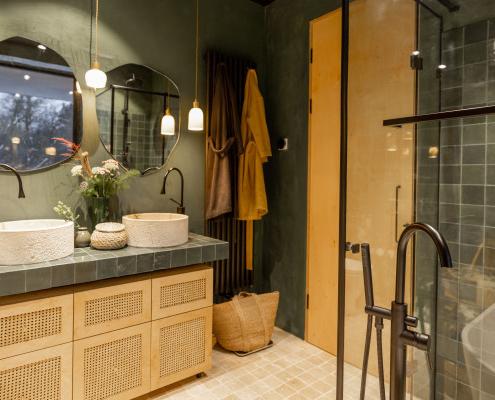 Comment réussir une salle de bain bohème ?